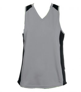 Ladies Singlets Ashe -Black