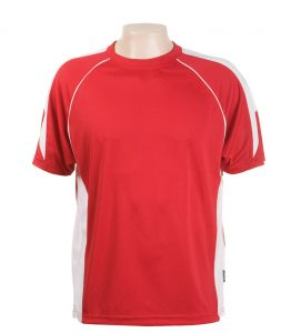 Junior Tees-Red-White